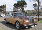 1980 Rolls Royce - Front Bumper