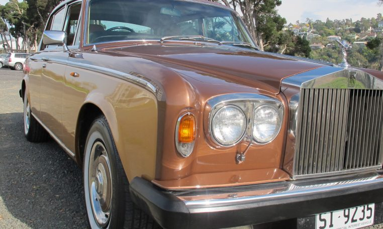 1980 Rolls Royce - Right Hand Front Guard
