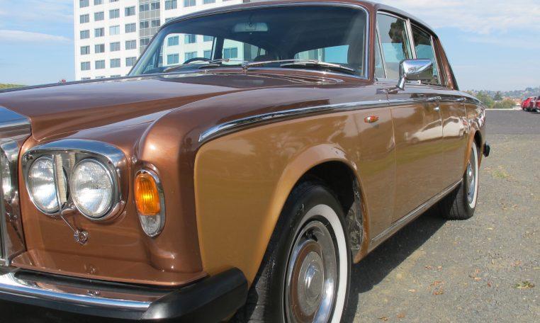 1980 Rolls Royce - Front Guard