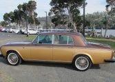1980 Rolls Royce - Side Profile