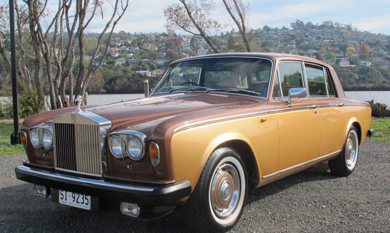 1980 Rolls Royce - Left Hand Front Guard