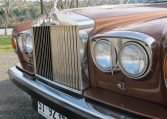 1980 Rolls Royce - Front Lights