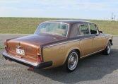 1980 Rolls Royce - Right Hand Rear Guard