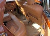 1980 Rolls Royce - Rear Seat