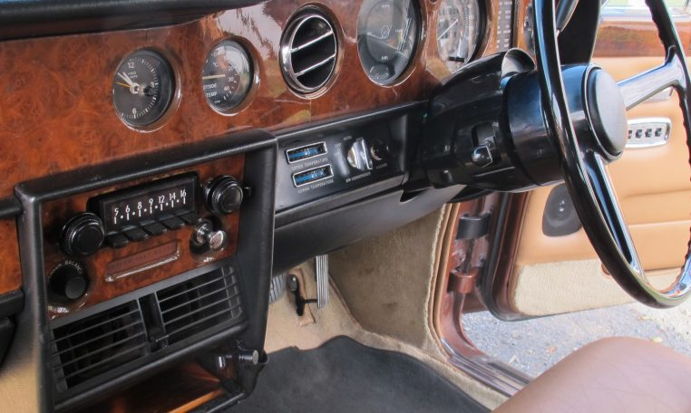 1980 Rolls Royce - Dash