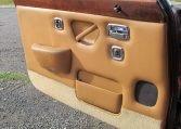 1980 Rolls Royce - Inside Passenger Front Door