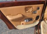 1980 Rolls Royce - Inside Passenger Rear Door