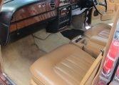 1980 Rolls Royce - Front Interior