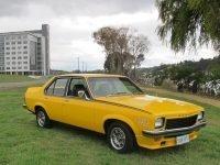 1974 L31 SLR/5000 Torana - Side Profile
