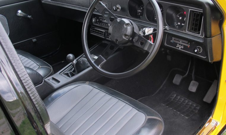 1974 L31 SLR/5000 Torana - Steering Wheel