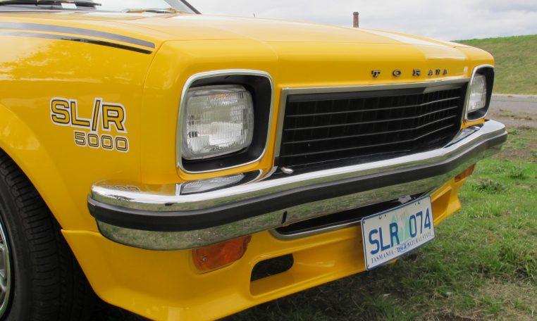 1974 L31 SLR/5000 Torana - Front Bumper