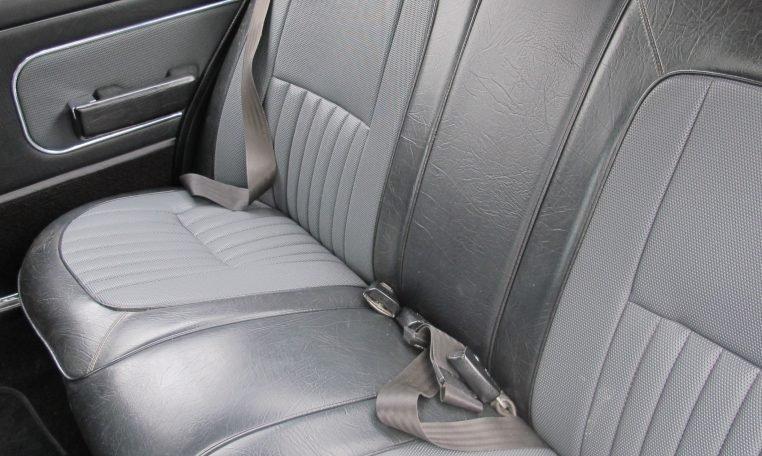 1974 L31 SLR/5000 Torana - Back Seat