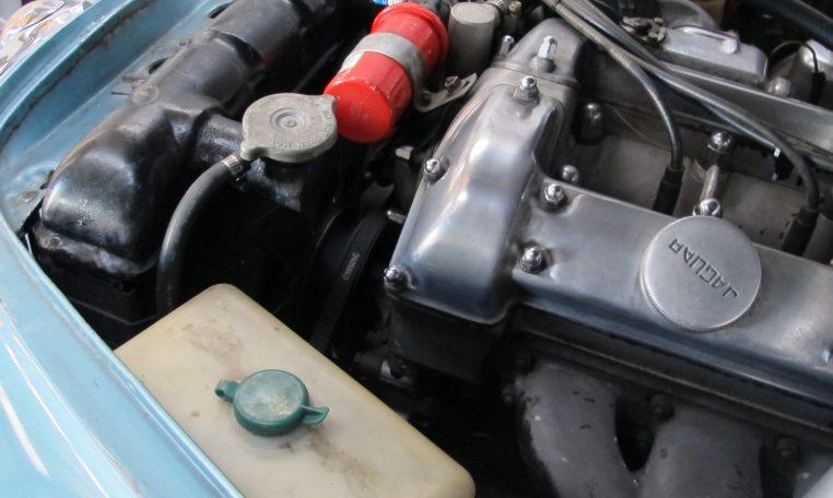 1966 Jag S-Type - Radiator