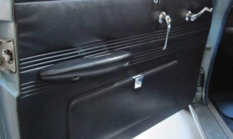 1966 Jag S-Type - Inside Front Passenger Door
