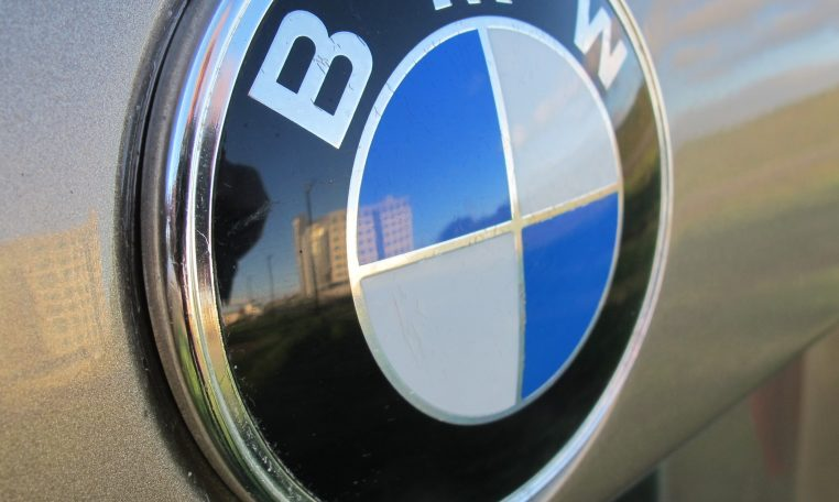 1983 BMW 318i - Badge