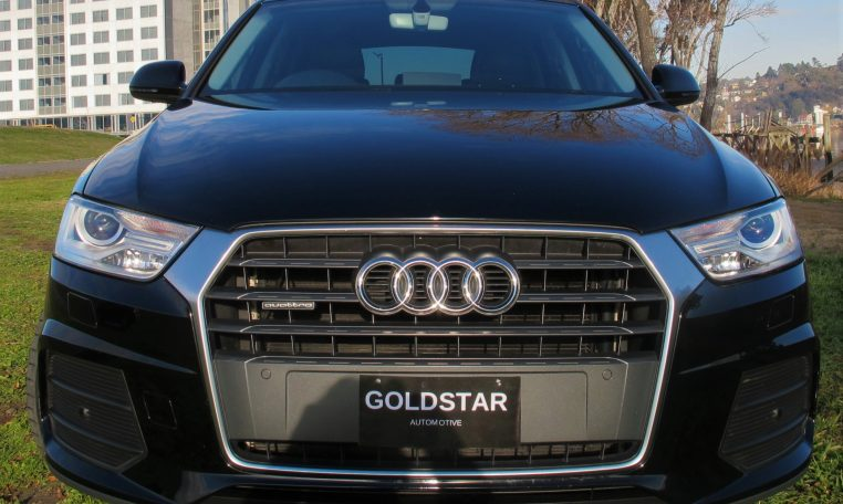 2016 Audi Q3 - Front Grill