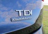 2016 Audi Q3 - Quattro Badge