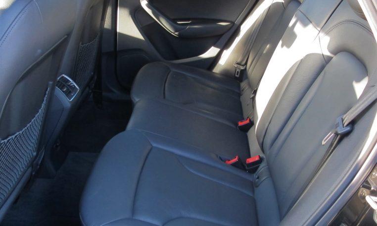2016 Audi Q3 - Rear Seat