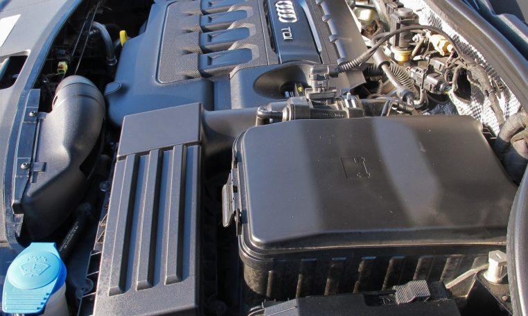2016 Audi Q3 - Engine