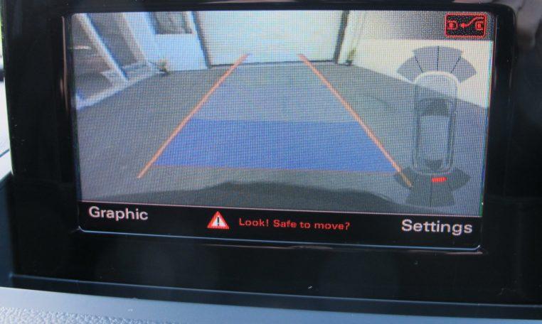 2016 Audi Q3 - Reverse Camera
