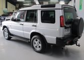 2002 Discovery 2 - Passenger Side Profile