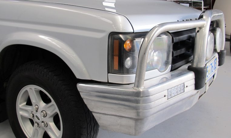 2002 Discovery 2 - Head Light