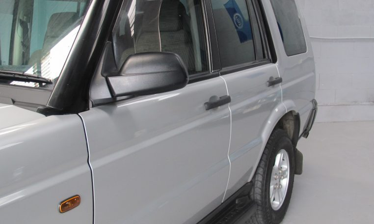 2002 Discovery 2 - Side Mirror