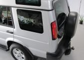 2002 Discovery 2 - Side Back Window
