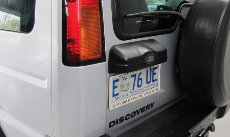 2002 Discovery 2 - Tail Light