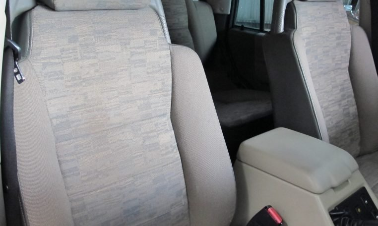 2002 Discovery 2 - Front Seats