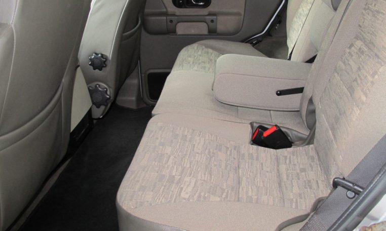 2002 Discovery 2 - Back Seat