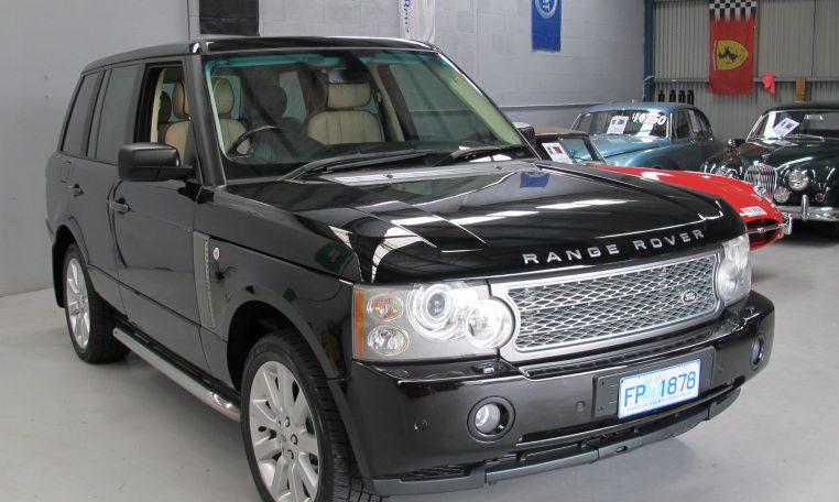 Range Rover Vogue - Front