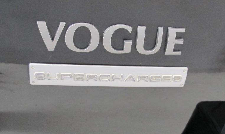 Range Rover Vogue - Badge