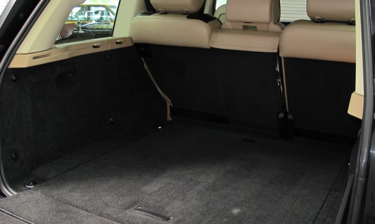 Range Rover Vogue - Boot