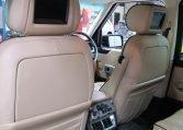 Range Rover Vogue - Headrest DVD Players
