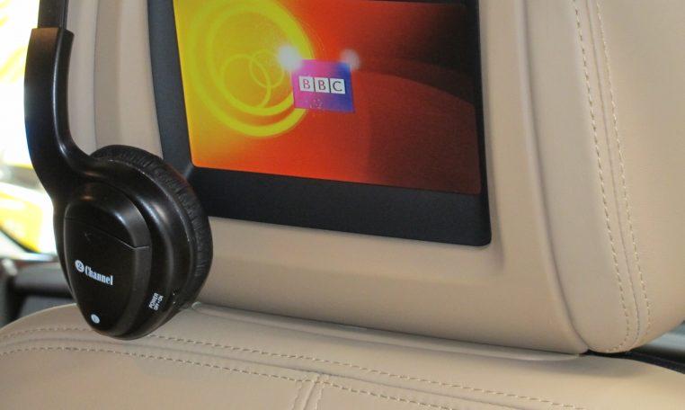 Range Rover Vogue - DVD Player