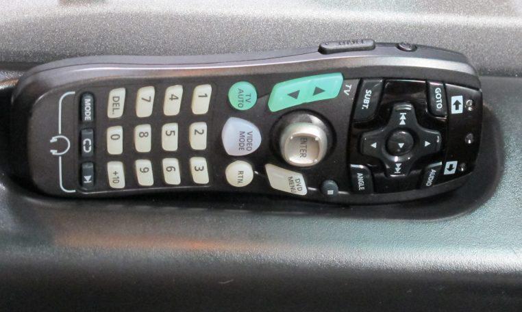 Range Rover Vogue - DVD Remote