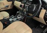 Range Rover Vogue - Dash