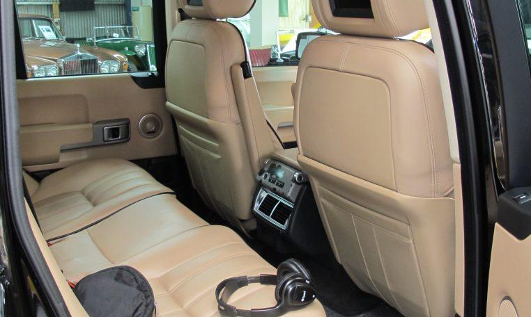 Range Rover Vogue - Back Seats