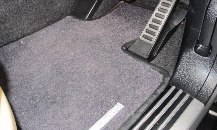 Range Rover Vogue - Pedals