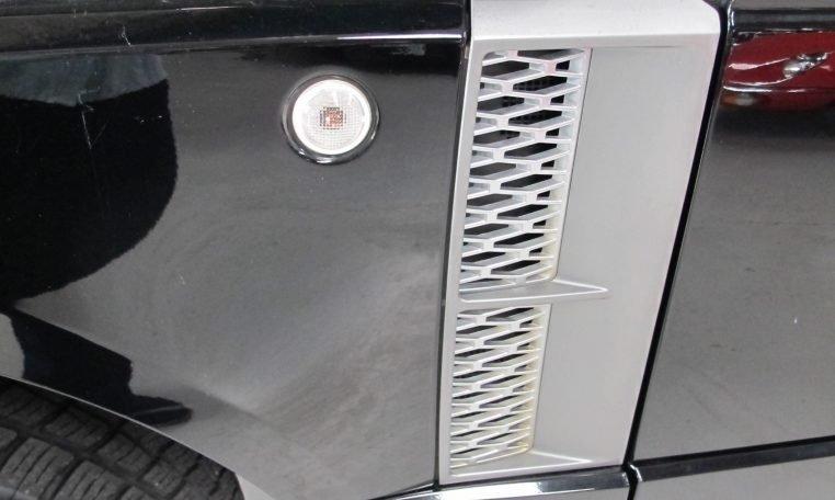 Range Rover Vogue - Side Flute