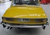 Triumph Stag - Rear Profile