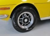 Triumph Stag - Wheel