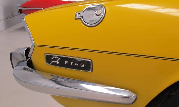 Triumph Stag - Fuel Cap