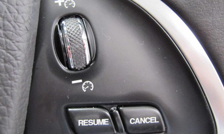 XF Jaguar Cruise Control