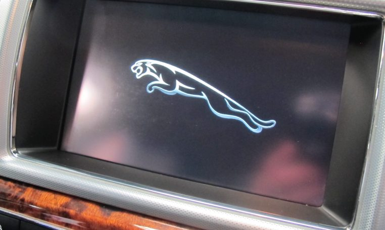 XF Jaguar - Display Screen