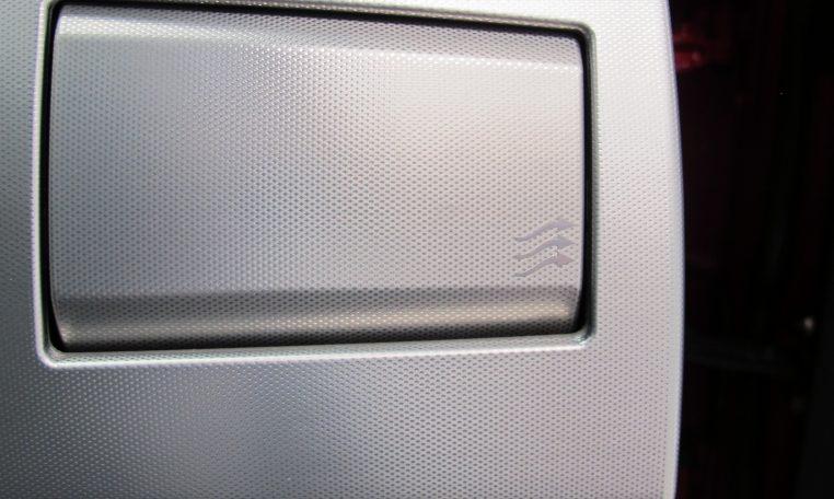 XF Jaguar - Heater Vent