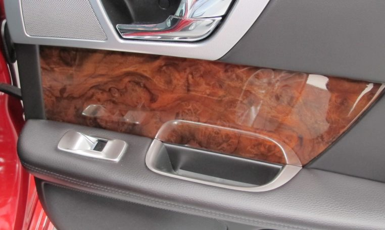 XF Jaguar - Inside Rear Door