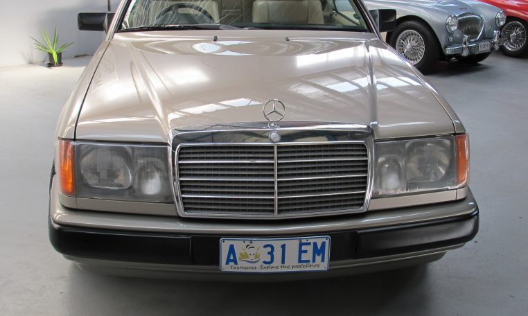 Mercedes 300 CE - Front Grill
