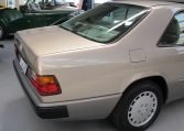 Mercedes 300 CE - Rear Wheel